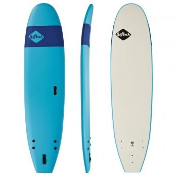 Softech SOFTECH HANDSHAPED ORIGINAL FUNBOARD SURFBOARD BLUE