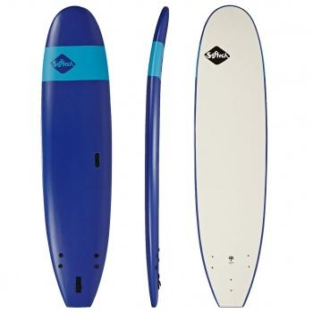 Softech SOFTECH HANDSHAPED ORIGINAL FUNBOARD SURFBOARD SMOKE NAVY