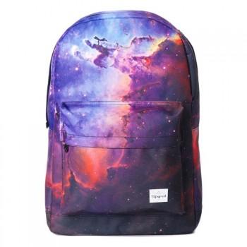 Spiral Spiral Galaxy Backpack Nova
