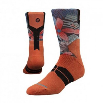Stance Stance Bloom Fusion Socks Peach