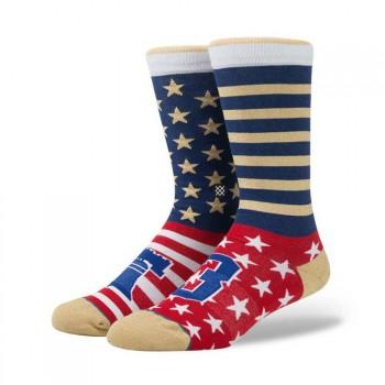 Stance Stance Phillie Socks Red