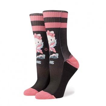 Stance Stance X Hello Kitty Flower Friend Socks Black