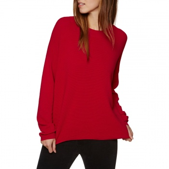 Swell SWELL LESSIA JUMPER RED
