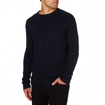 Swell SWELL SILVERSAND KNITTED SWEATER  NAVY