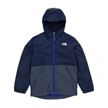 The North Face THE NORTH FACE B WARM STORM JACKET  COSMIC BLUE