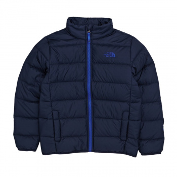 The North Face THE NORTH FACE BOYS ANDES JACKET  COSMIC BLUE/BRIGHT COBALT BLUE