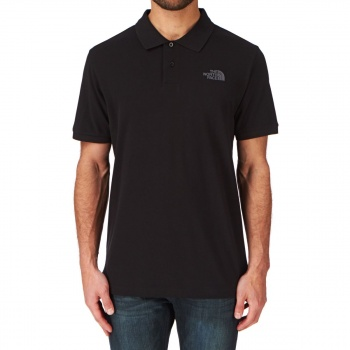 The North Face THE NORTH FACE PIQUET POLO SHIRT TNF BLACK