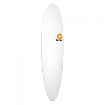 Torq TORQ LONGBOARD SURFBOARD 8FT 0 WHITE