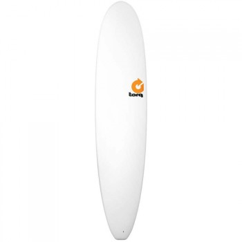 Torq Torq Longboard Surfboard 8FT 6 White