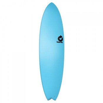 Torq Torq Mod Fish Soft & Hard Surfboard 7FT 2 Blue