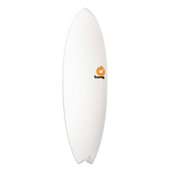 Torq TORQ MOD FISH SURFBOARD 5FT 11 WHITE