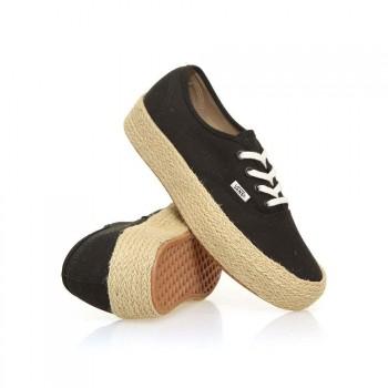 Vans Vans Authentic Platform Shoes Black