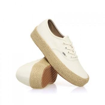 Vans Vans Authentic Platform Shoes Marshmallow