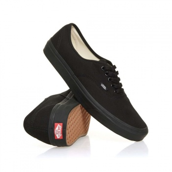 Vans Vans Authentic Shoes Black/Black
