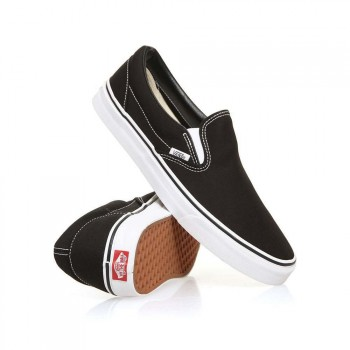 Vans Vans Classic Slip On Shoes Black