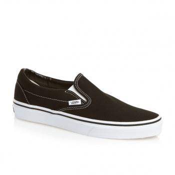 Vans VANS CLASSIC SLIP-ON SHOES BLACK