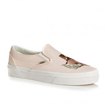 Vans VANS CLASSIC SLIP-ON SHOES ROSE DUST/BLANC DE BLANC