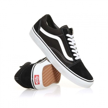 Vans Vans Old Skool Shoes Black/White