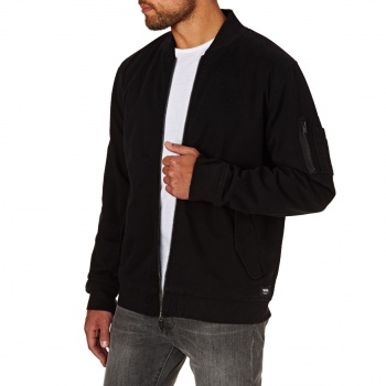 Vans VANS OVERBROOK REVERSIBLE JACKET BLACK