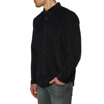 Vans VANS SELLNER SHIRT BLACK