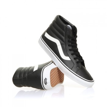 Vans Vans Sk8-Hi Reissue Shoes Black/True White