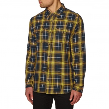 Vans VANS SYCAMORE MINERAL YELL SHIRT MINERAL YELLOW/ DRESS BLUES