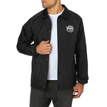 Vans VANS TORREY JACKET BLACK-WHITE