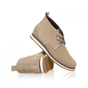 Volcom Volcom Del Coasta Suede Shoes Oxford Tan