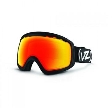 VonZipper VonZipper Feenom NLS Goggles Blk Satin/Fire Chrome