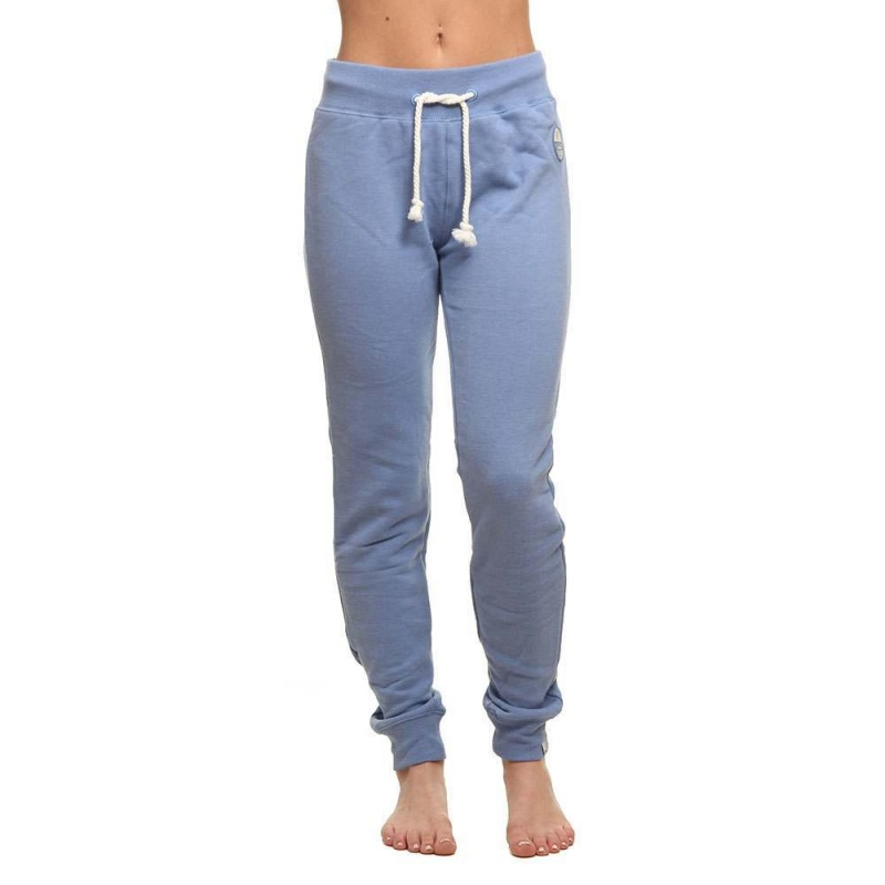 Animal Grizzly Track Pants Dusty Blue Marl