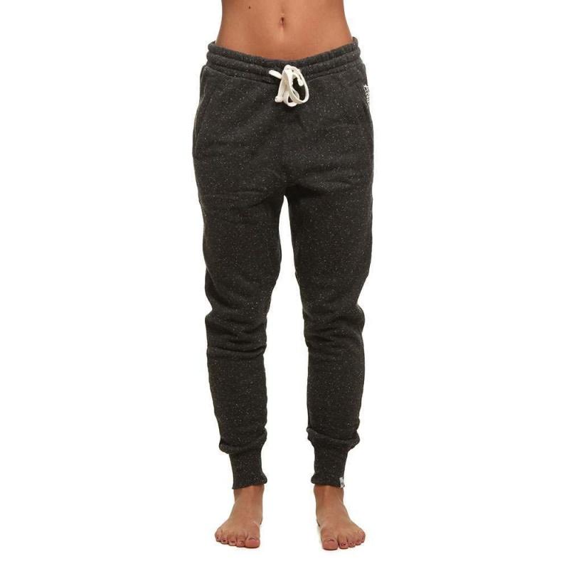 Animal Harlem Track Pants Black Marl