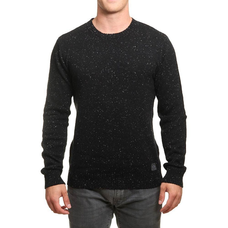 Animal Neppy Jumper Black