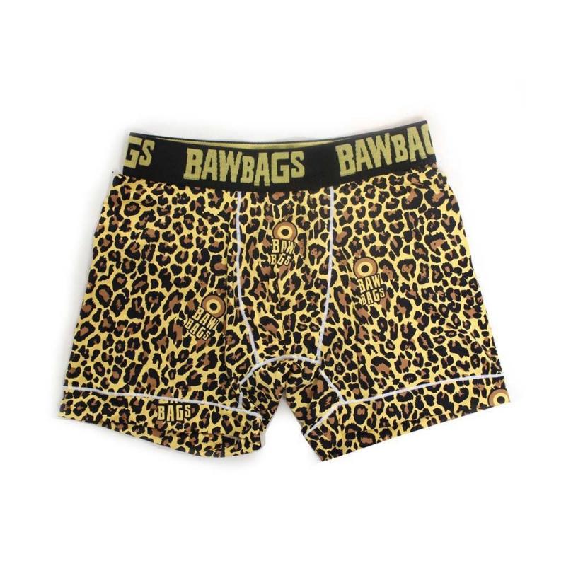 BAWBAGS COOL DE SACS BOXERS Leopard