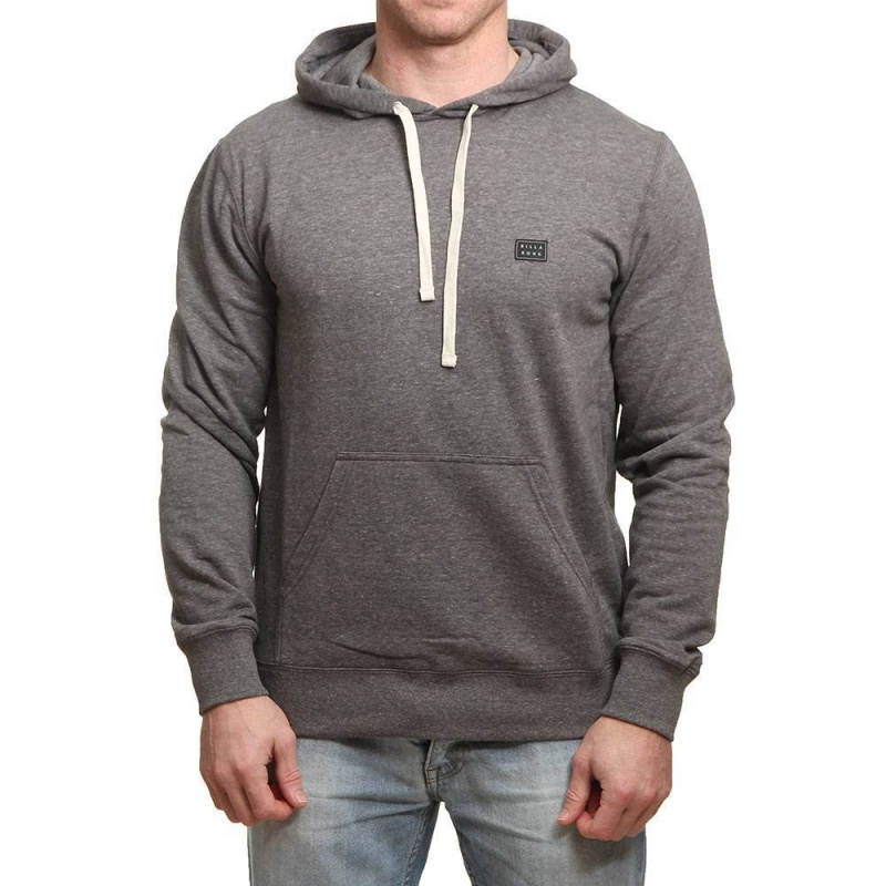 Billabong All Day Hoody Dark Grey Heather