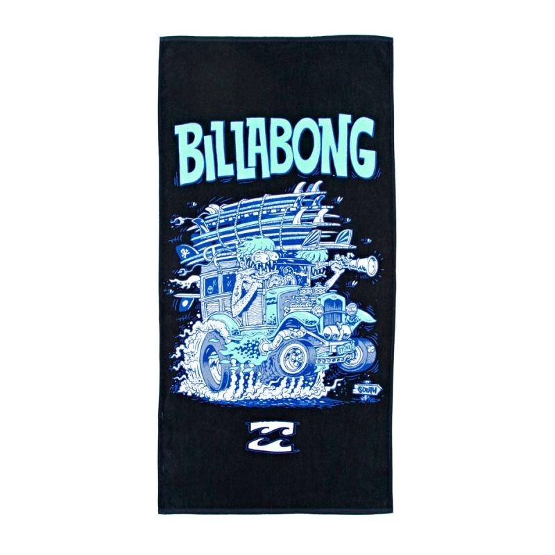 BILLABONG WOODY BOY MEDIUM TOWEL NAVY