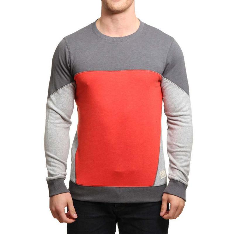 ONeill Blocked Sweatshirt Aurora Red
