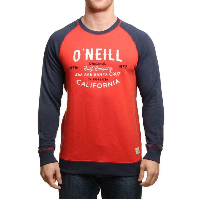 ONeill Carmel Sweatshirt Aurora Red