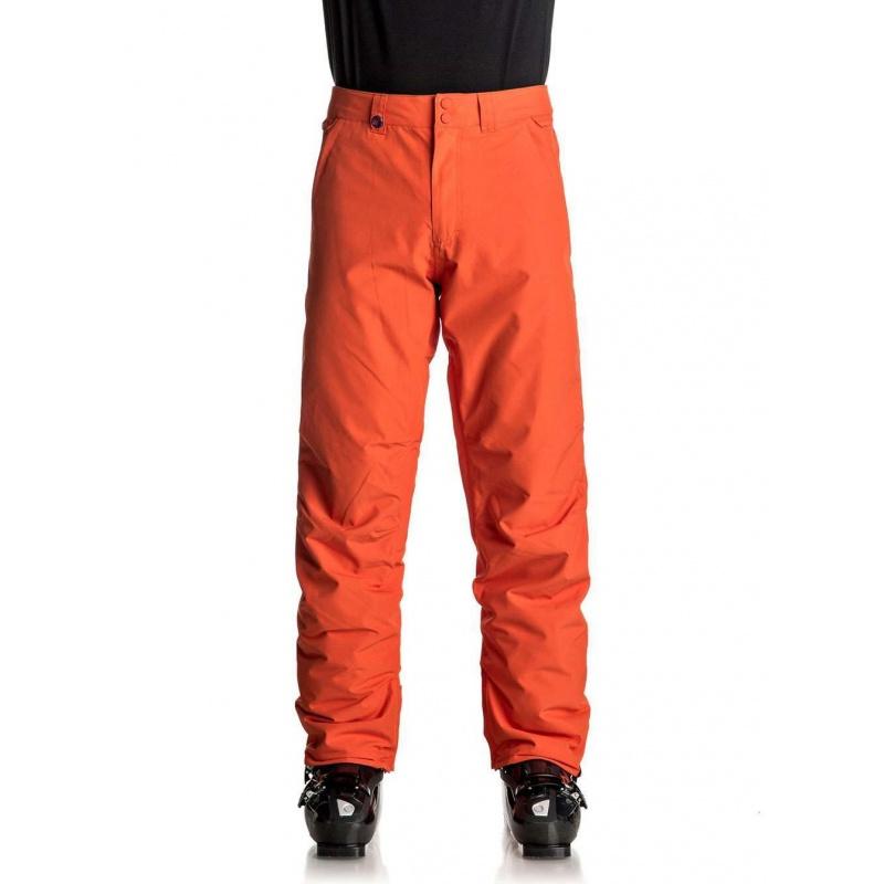 Quiksilver Estate Snow Pants Mandarin Red