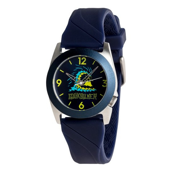 QUIKSILVER FICTION-ANALOGUE WATCH FOR BOYS 8-16-BLUE
