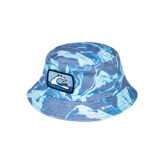 QUIKSILVER FUN WIZARD-BUCKET HAT FOR BABY BOYS-BLUE