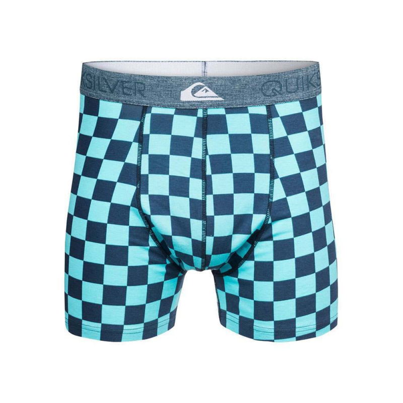 Quiksilver Imposter Boxers Bluefish