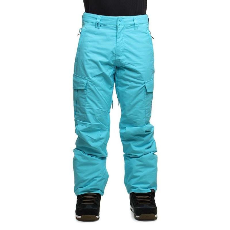 Quiksilver Porter Ins Snow Pants Bluefish
