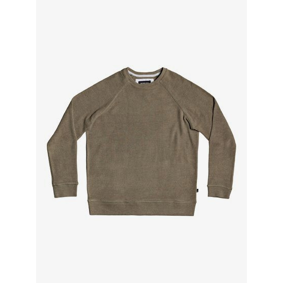 Quiksilver Mens Boketto Zip-up Sherpa Lined Jumper for Men Zip-up Sherpa Lined Jumper