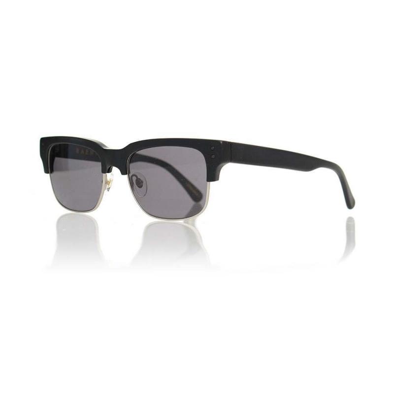 Raen Underwood Polarised Sunglasses Black