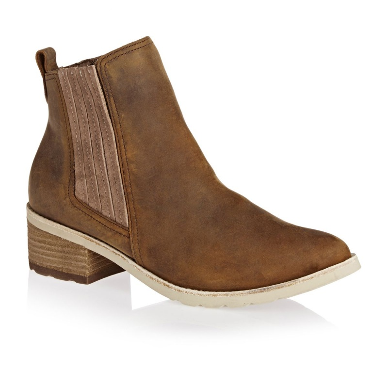REEF VOYAGE LE BOOTS SADDLE