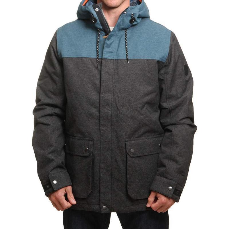Ripcurl Highs Anti Jacket Black
