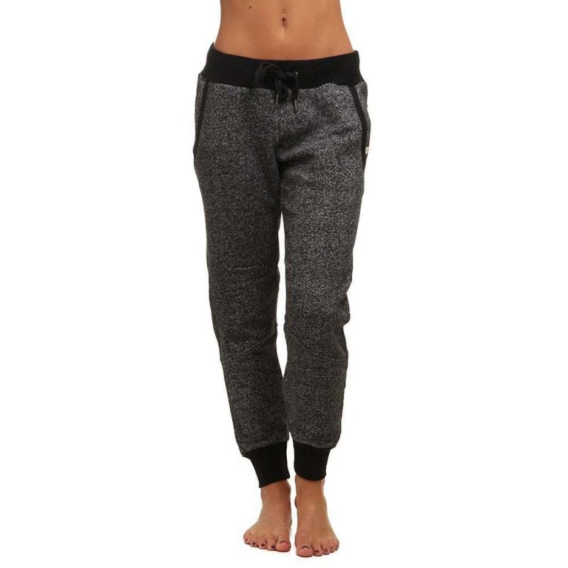 Ripcurl Surf Threads Tracky Pants Black