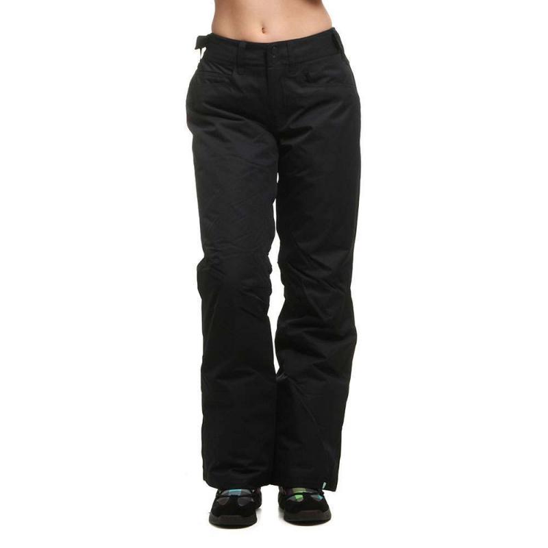 Roxy Backyard Snow Pants True Black
