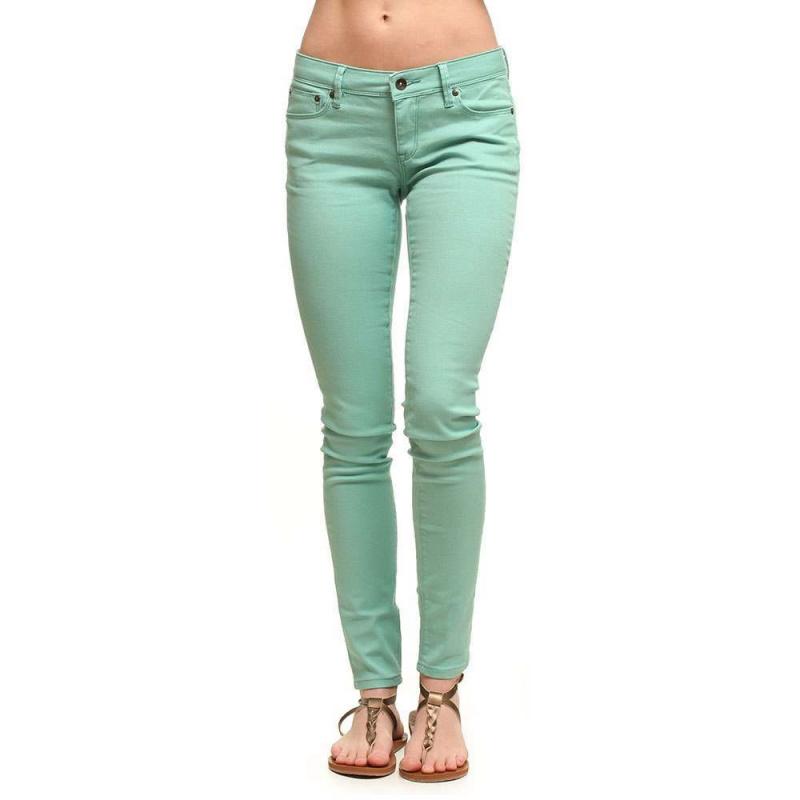 Roxy Suntrippers Colours Jeans Creme De Menthe