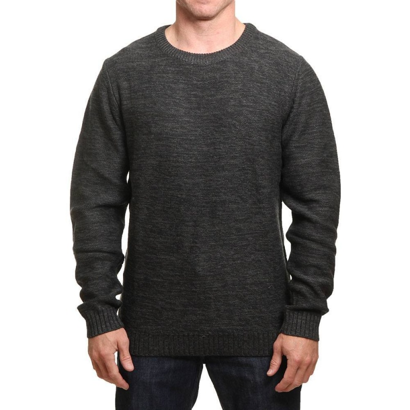 Rusty Skyliner Jumper Black Marle